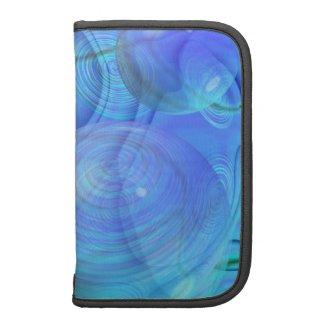 Inner Flow VI – Aqua & Azure Galaxy rickshawfolio