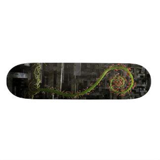 Inner garden skateboard
