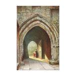 Inner Gateway, Dean's Yard, Westminster Canvas Print