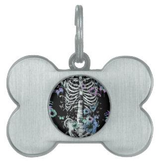 Inner glow, inner peace pet tag