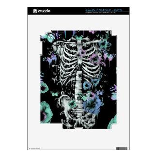 Inner glow, inner peace skins for iPad 3