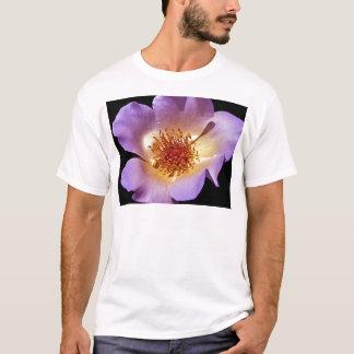 Inner Glow Vibrant Violet Blossom T-Shirt