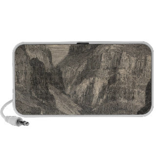 Inner Gorge Mp3 Speakers