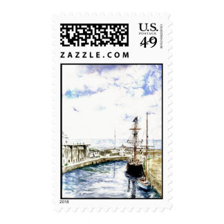 'Inner Harbour' Postage
