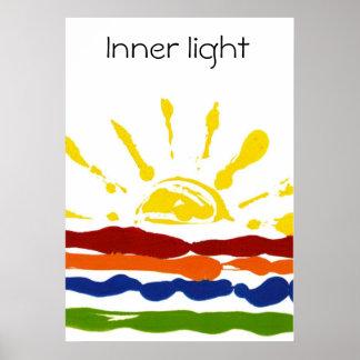 Inner Iight Quaker Poster