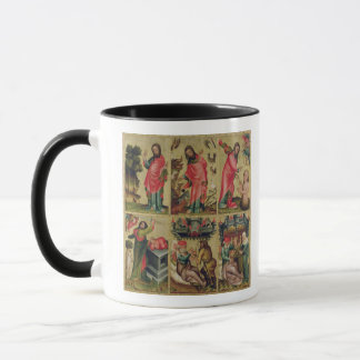 Inner left wing of the High Altar Mug