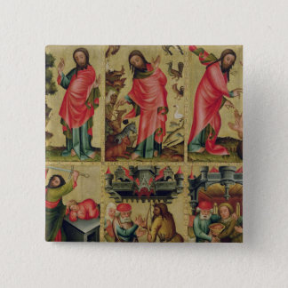 Inner left wing of the High Altar Pinback Button