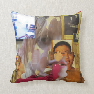 Inner Life: Change Your Mind Throw Pillows