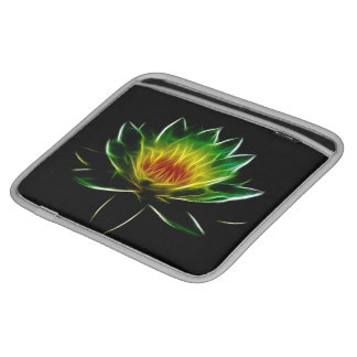 Inner Light l Lotus Abstract Art Sleeve For iPads