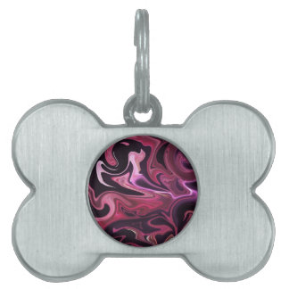 Inner Light of the Moose Pet Name Tag