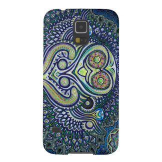 'Inner Light' (Psychedelic Owl) Cases For Galaxy S5