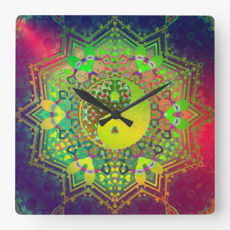 Inner Light Yin Yang Balance Wall Clock