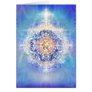 Inner Lotus Card