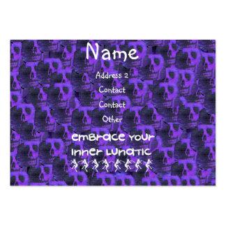 Inner Lunatic Business Card