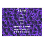 Inner Lunatic Large Business Cards (Pack Of 100)