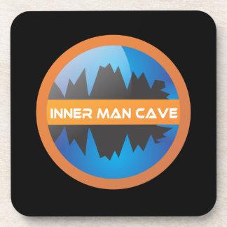 Inner Man Cave Drink Coaster