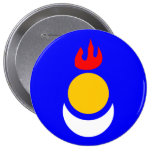 Inner Mongol, China Button