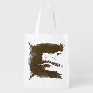 Inner Monster Reusable Grocery Bag
