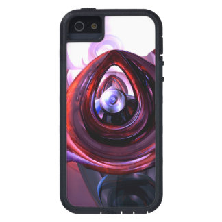 Inner Peace Abstract iPhone 5 Cases
