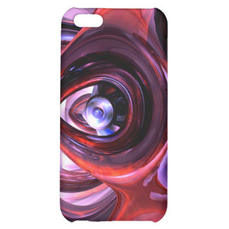 Inner Peace Abstract iPhone 5C Covers