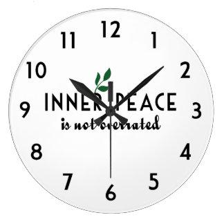 Inner Peace Wallclocks