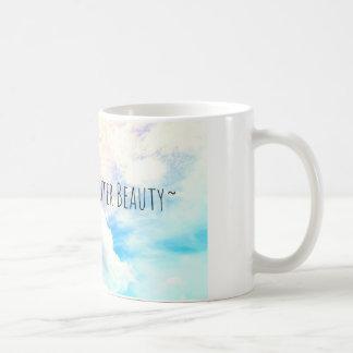 Inner Peace Outer Beauty Coffee Mug