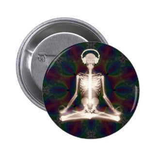 Inner Peace Pinback Button