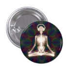 Inner Peace Pinback Buttons