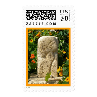 inner peace postage stamp