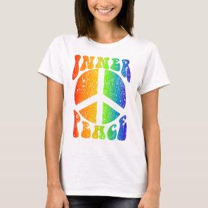 Inner Peace Rainbow T-Shirt