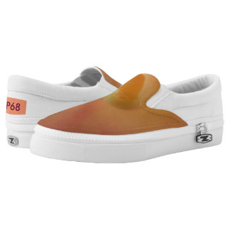 Inner Peach Calla Lilli Slip on Shoe