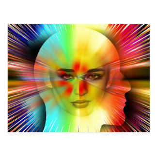 Inner Psyche Postcard