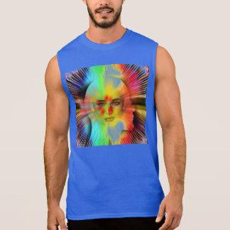 Inner Psyche Sleeveless T-shirts