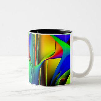 Inner Secrets #4 Two-Tone Coffee Mug