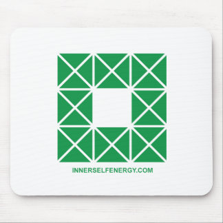 Inner Self Energy Symbol - Design 8 Mouse Pad