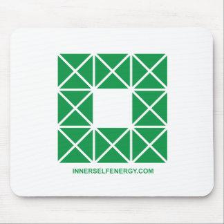 Inner Self Energy Symbol - Design 8 Mousepads