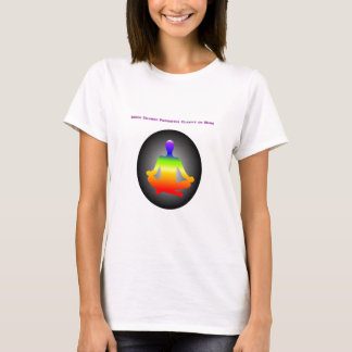 Inner Silence Promotes Clarity of Mind T-Shirt