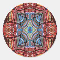 artsprojekt, powerful, wisdom, inspirational, power, consciousness, alchemy, meditation, spiritual, insight, soul, Sticker with custom graphic design