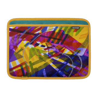 Inner Space – Abstract Rainbow Streams MacBook Air Sleeve