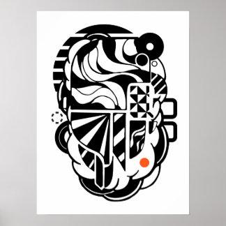 Inner Space print
