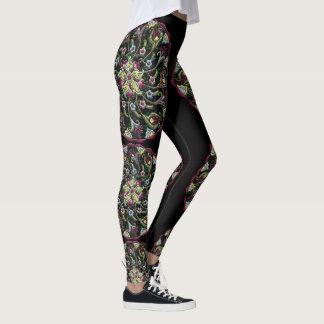 Inner Strength Medallion Leggings