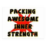 Inner Strength Postcard