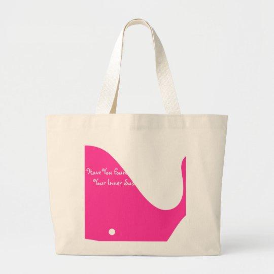 Inner Sushi Whale Bag