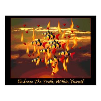Inner Truths Postcards