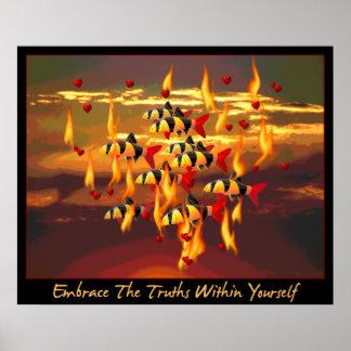 Inner Truths Poster