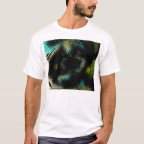 Inner Turmoil Abstract T-Shirt