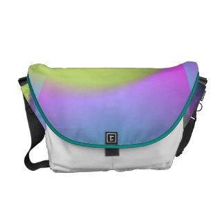 Inner World Rainbow Messenger Bags