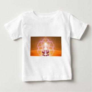 Inner Worlds Outer Worlds - Kundalini and Chakras Baby T-Shirt