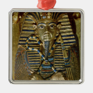 Innermost coffin of Tutankhamun Metal Ornament