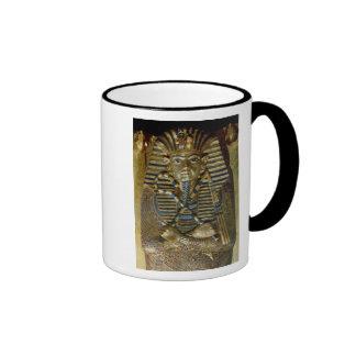 Innermost coffin of Tutankhamun Ringer Coffee Mug